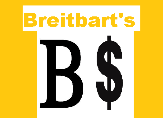Breitbart News with a B